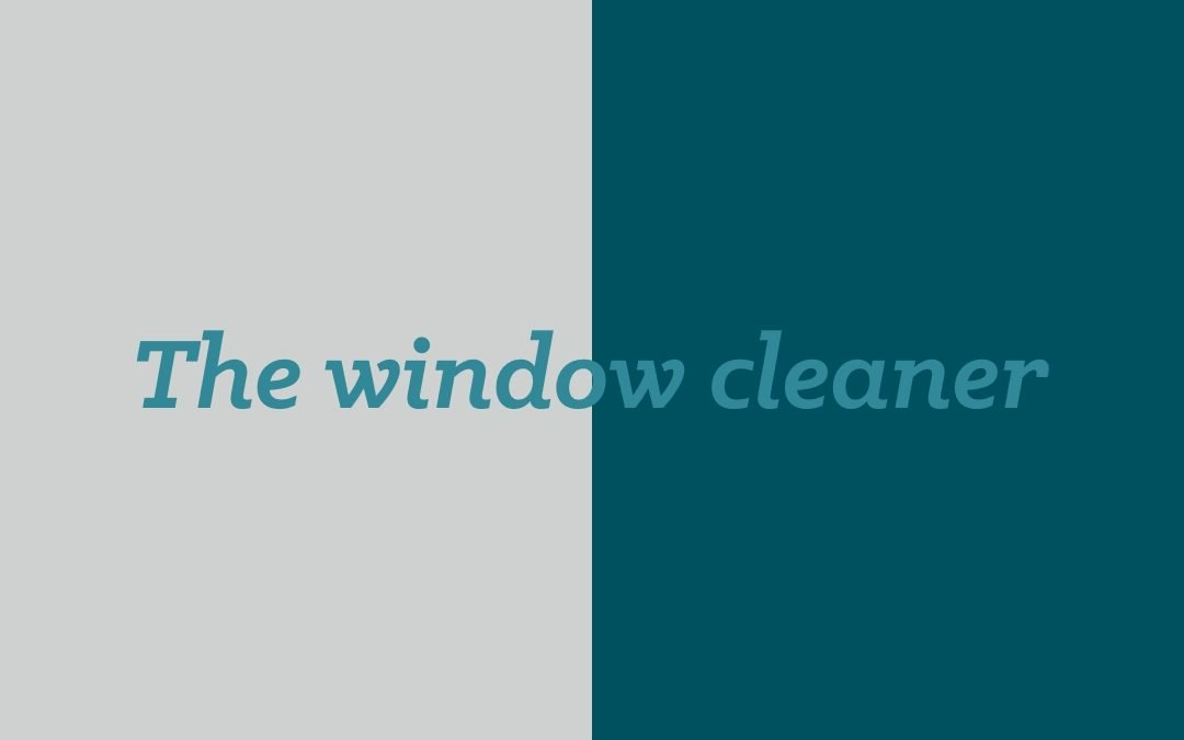 Window Cleaner come Doula
