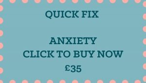 Anxiety quick fix