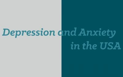 Anxiety & Depression within The USA
