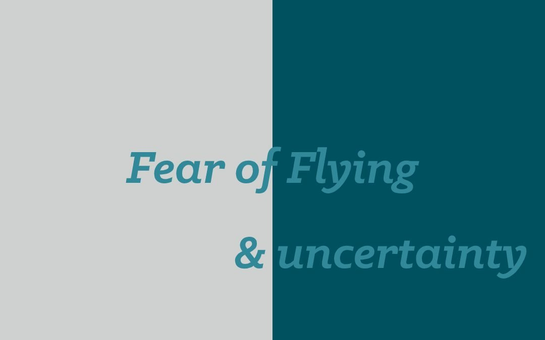 Fear of Flying & uncertainty