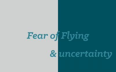 Fear of Flying & uncertainty
