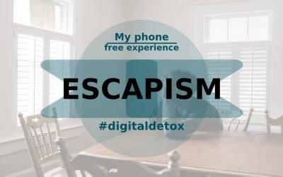 Escapism – life digital free