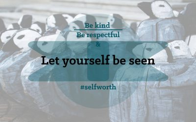 Let yourself be seen