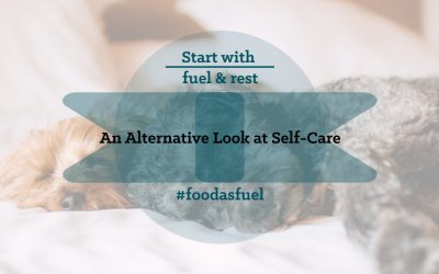 An Alternative Look at Self-Care
