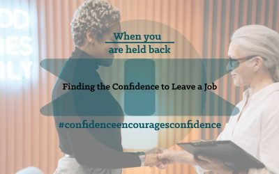 Finding the Confidence to Leave a Job