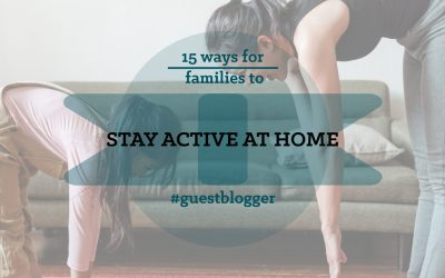 15 Recommendations to Help Families Exercise at Home