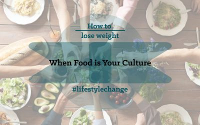 Lose Weight when Food is Your Culture